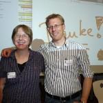 Monika Gause und Nils Barner